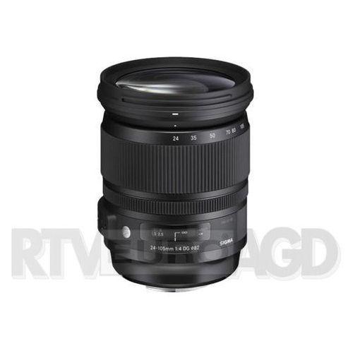 Sigma AF 24-105mm f/4 DG OS HSM Canon