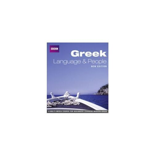 Greek Language And People Course Book, Hardy, David