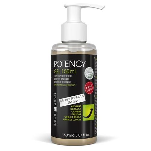 POTENCY Gel 150ml, 6_5573