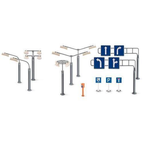Siku , zestaw drogowy - trefl. darmowa dostawa do kiosku ruchu od 24,99zł (4006874055944)