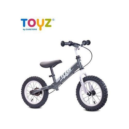 Rowerk biegowy metalowy  flash grey - 2 jakość marki Toyz
