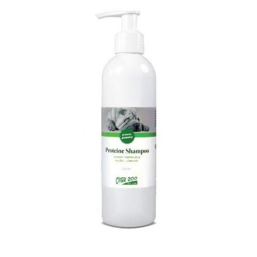 Over zoo  vet line proteine szampon dla psów wspomagający odbudowę skóry 250ml, kategoria: pielęgnacja psów