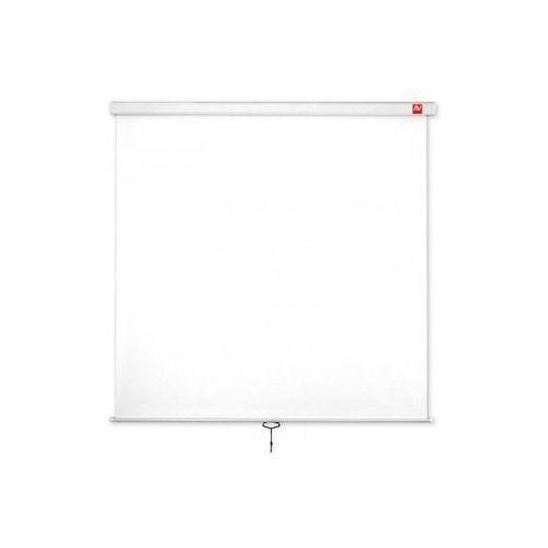 Avtek  ekran projekcyjny sufitowy 175x175 ręczny mat