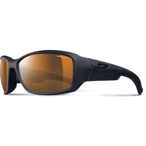 Julbo whoops cameleon okulary brązowy/czarny 2018 okulary polaryzacyjne
