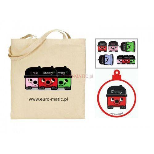 Zestaw gadżetów świątecznych marki Numatic