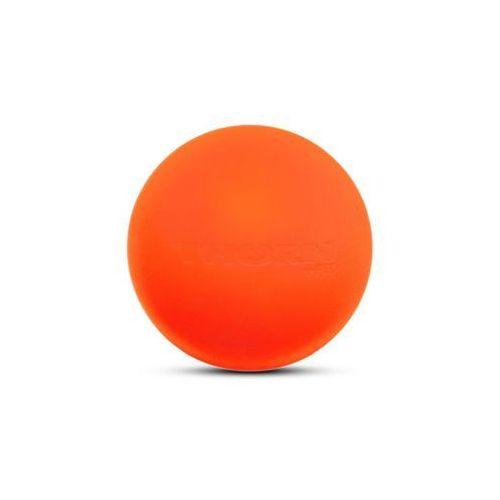 Piłka do masażu THORN+fit Lacrosse MTR CF Crossfit czerwona