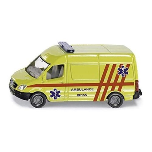 Siku 08 - van ambulans wer. polska s0809 (4006874908097)