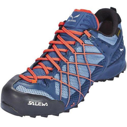 Salewa wildfire gtx buty mężczyźni czerwony/niebieski uk 10,5 | eu 45 2019 buty podejściowe (4053865864122)