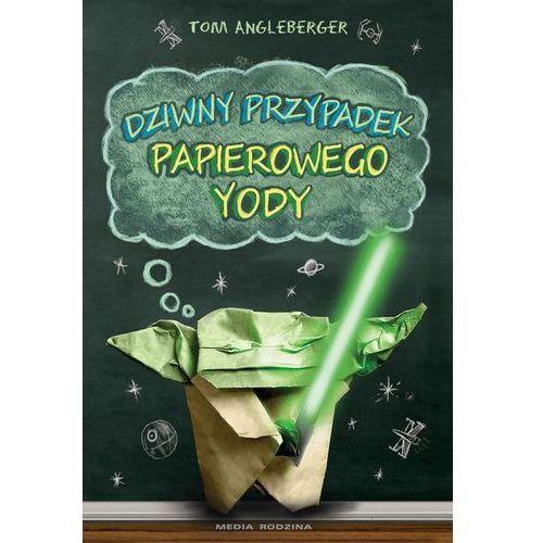 Dziwny przypadek papierowego Yody, oprawa miękka