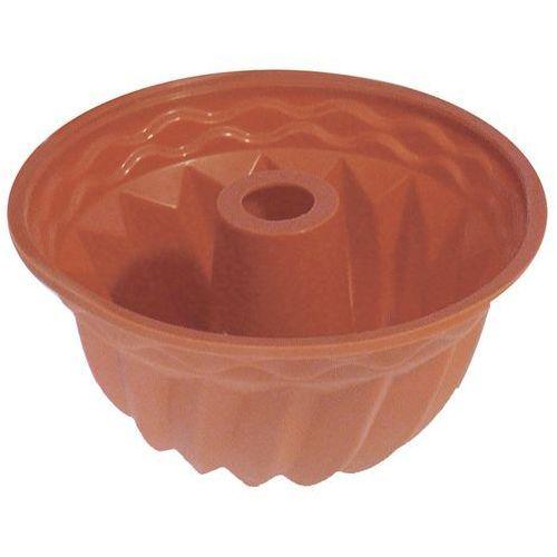Silikonowa forma do babki z tuleją, o średnicy 220 mm   , 6673/220 marki Contacto
