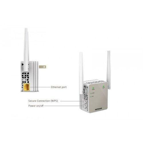Wzmacniacz sieci NETGEAR EX6120 AC1200 DARMOWY TRANSPORT, 9_32157