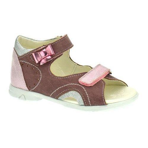Kornecki Sandały dla dzieci 04972 lila