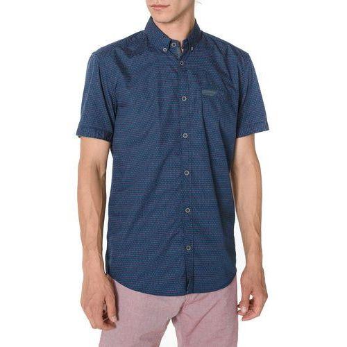 Tom Tailor Koszula Niebieski L