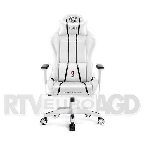 Diablo Chairs X-One 2.0 King Size (biało-czarny) (5902560337839)