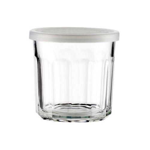 Szklanka z pokrywką French glass, 195520