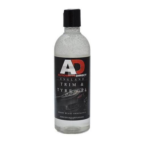 Autobrite - trim and tyre gel - żel do opon 500ml marki Autobrite direct