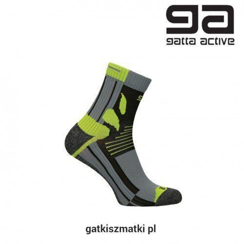 Gatta active Skarpety do biegania run socks