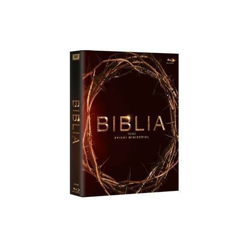 Biblia (Blu-ray) - Chrispin Reece, Tony Mitchell