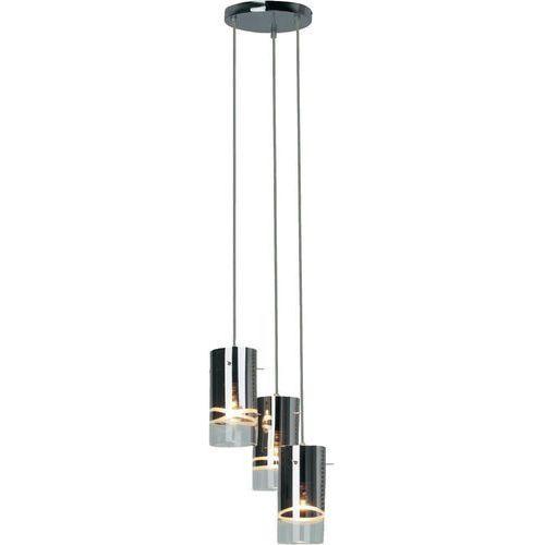 Brilliant Lampa wisząca 09576/15, e27 (Øxw) 26 cmx110 cm, chrom (4004353174247)