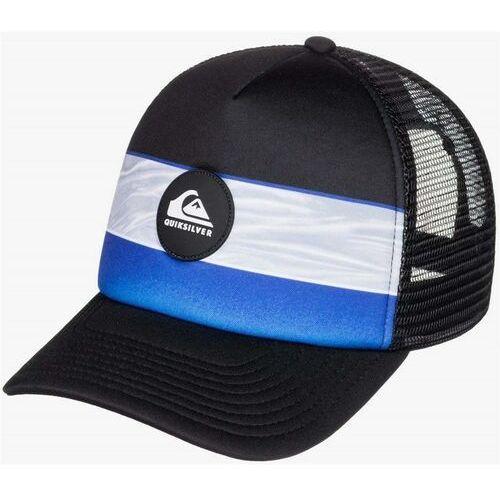 czapka z daszkiem QUIKSILVER - Tijuana Trucker Dazzling Blue (PPM0) rozmiar: OS