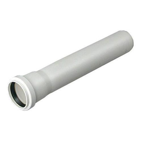 Rura kanalizacyjna z kielichem Pipelife Comfort S20 110 / 315 mm biała