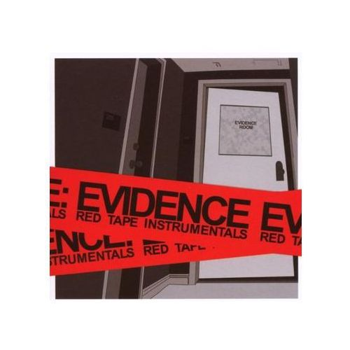 Decon Evidence - red tape instrumentals (0850717001568)