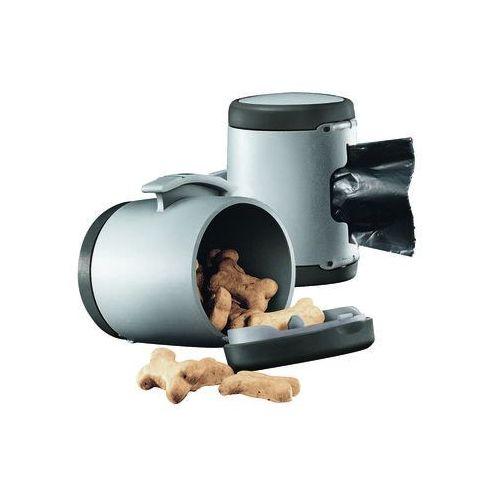 FLEXI VARIO Multi Box - pojemnik na karmę lub woreczki kolor: czarny