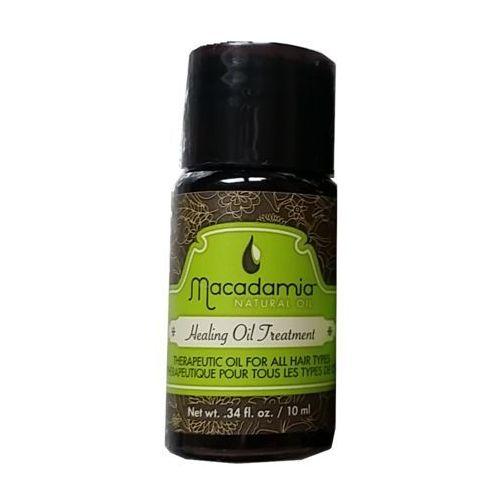 healing oil treatment - naturalny olejek do włosów 10ml marki Macadamia