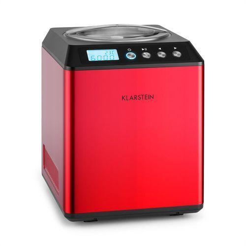 Klarstein vanilla sky maszyna do robienia lodów kompresor 2l 180w (4260414898723)