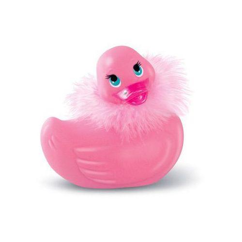 Stymulator łechtaczki - i rub my duckie travel size paris marki Big teaze toys