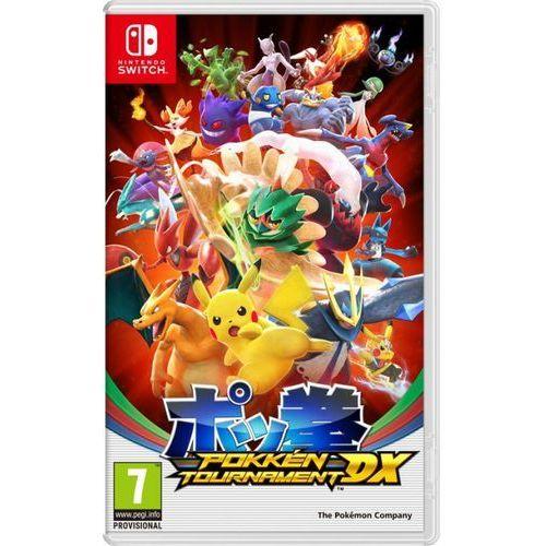 Nintendo Gra switch pokken tournament + zamów z dostawą w poniedziałek! + darmowy transport!