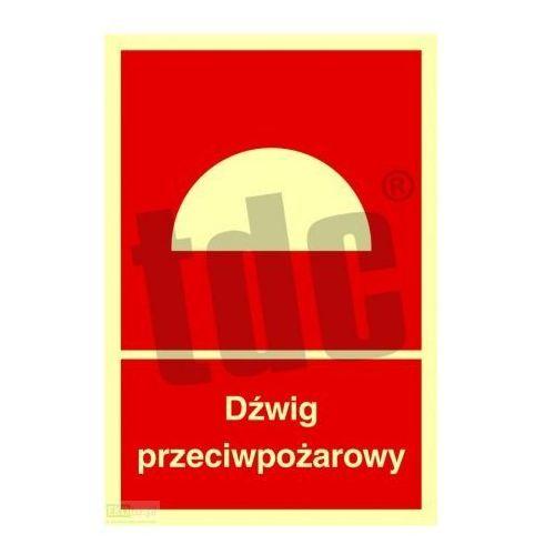 Dźwig przeciwpożarowy Art. BB009, BB009