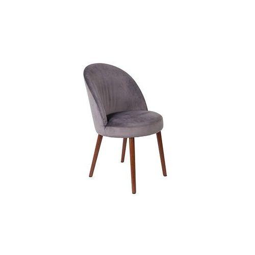 Dutchbone Krzesło Barbara szare 1100338, kolor szary