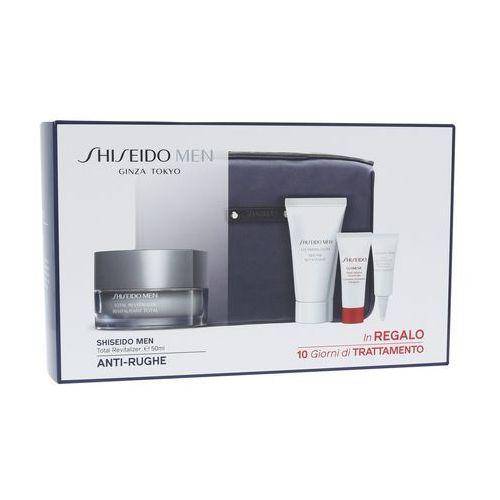 Shiseido men total revitalizer zestaw zestaw (3598380331014)