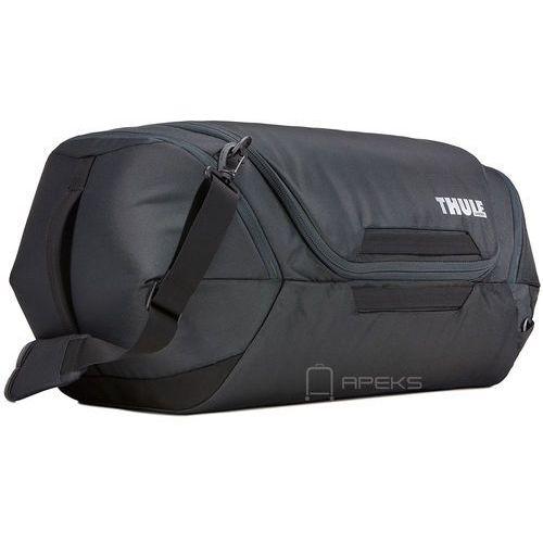 subterra duffel 60l torba podróżna na ramię / dark shadow - dark shadow marki Thule