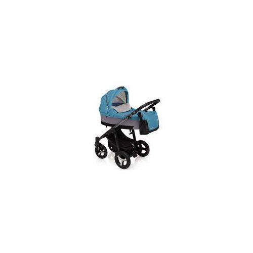 Wózek wielofunkcyjny Husky Lupo Baby Design (turkusowy + winter pack), Husky WP 05 2017