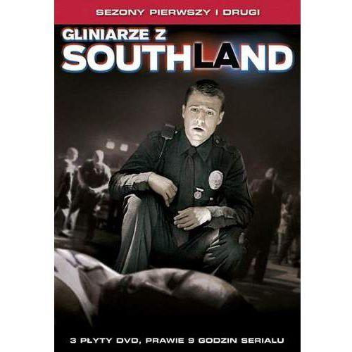 Gliniarze z Southland, sezon 1-2 (3xDVD) - Galapagos DARMOWA DOSTAWA KIOSK RUCHU (7321909273610)