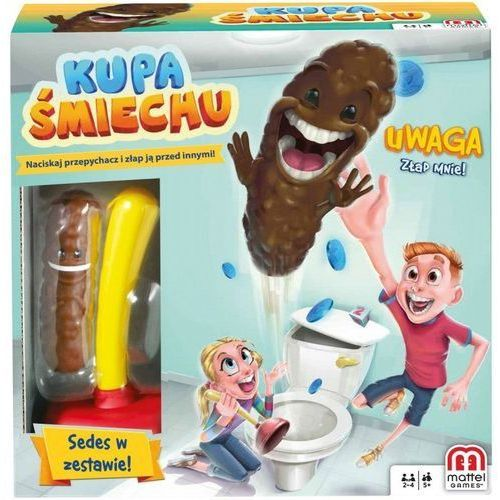 Gra kupa śmiechu marki Mattel