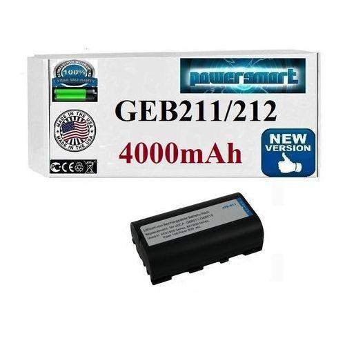 Akumulator bateria leica geb211 geb-211 geb221 geb212 marki Powersmart