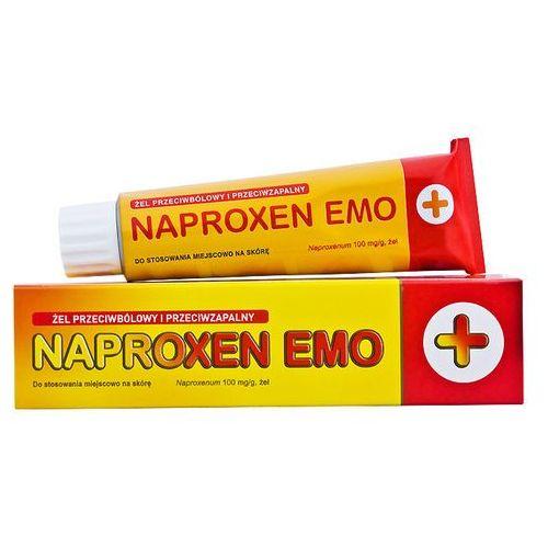 Naproxen Emo żel 0,1 g/g 100 g (artykuł z kategorii Maści i żele przeciwbólowe)