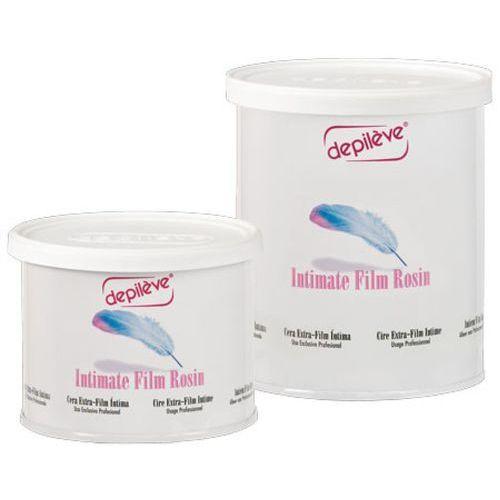 Depileve intimate film rosin wosk do depilacji bezpaskowej stref intymnych (400 g.)