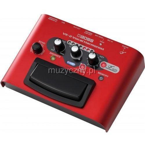 BOSS VE 2 procesor wokalowy