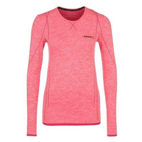 Koszulka active comfort rn ls w 2017 różowy marki Craft