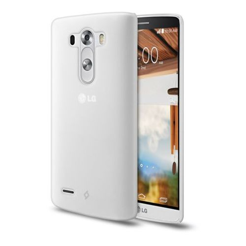 TTEC Smooth Etui LG G3 szare (2PNA175SF)