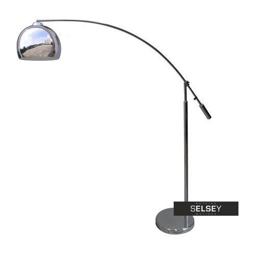 SELSEY Lampa podłogowa Rebecca chrom (5902622562940)