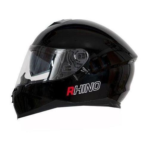 RHINO KASK RACER BLACK GLOSS+PINLOCK