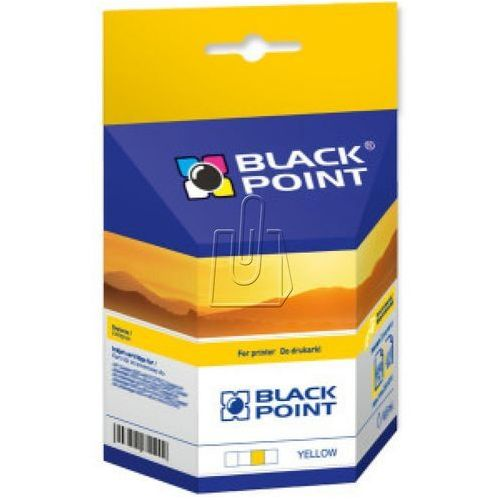 Tusz BLACK POINT BPH920YXL Yellow Zamiennik HP CD974AE, kolor żółty