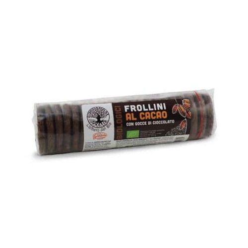 Ciastka z kawałkami czekolady wegańskie BIO 250 g Gandola (80083665)