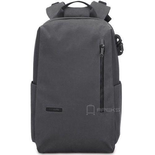 """Pacsafe intasafe z backpack plecak miejski na laptop 15"""" - charcoal"""