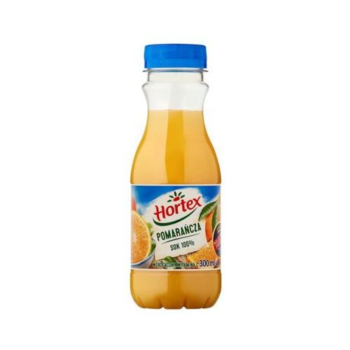 HORTEX 300ml Pomarańcza 100% Sok